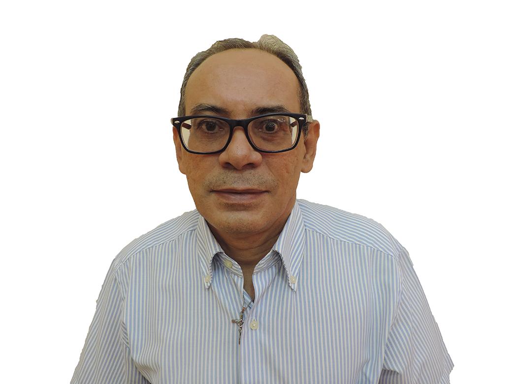 Diácono Luiz Augusto Souza Santos