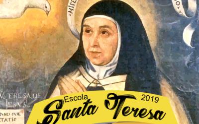 Escola Santa Teresa de Espiritualidade 2019