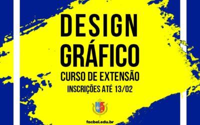 Curso de extensão de Design Gráfico e Digital Lite