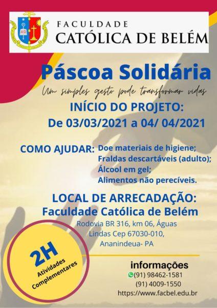 Campanha Páscoa Solidária